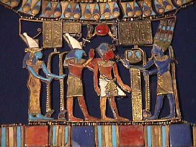 египет – Тутанхамон: тайна золотой пекторали – ювелирный музей