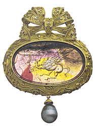 Музей ювелирного искусства – Греция – Часть 10.1. Современность (1827-1995).  Брошь