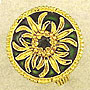 Музей ювелирного искусства – Греция – Часть 10.2. Современность (1827-1995).  Кольцо в византийском стиле