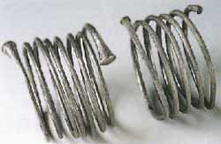 музей ювелирного искусства – греция – часть 1. неолит (6800-3300 до рх). Серебряный браслет из Леукаса