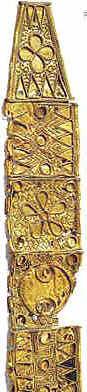 Музей ювелирного искусства – Греция – Часть 4. Античная Греция (1100-27 до РХ) Золотые пекторальные пластины