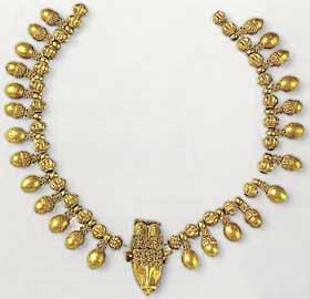 Часть 5. Архаический период. Золотое ожерелье
