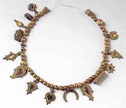 Музей ювелирного искусства – Греция – Часть 6.1. Эллинский период. Ожерелье
