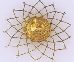 Музей ювелирного искусства – Греция – Часть 6.2. Эллинский период. Золотое украшение