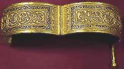 Музей ювелирного искусства – Греция – Часть 8.2. Византия (4-15 век). Золотая перикарпия